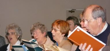 st asaph choral society rehearsals
