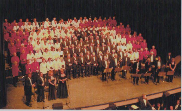 Verdi Requiem Joint Choir 1994